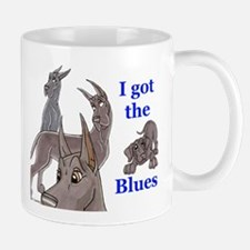 I Got The Blues Mug