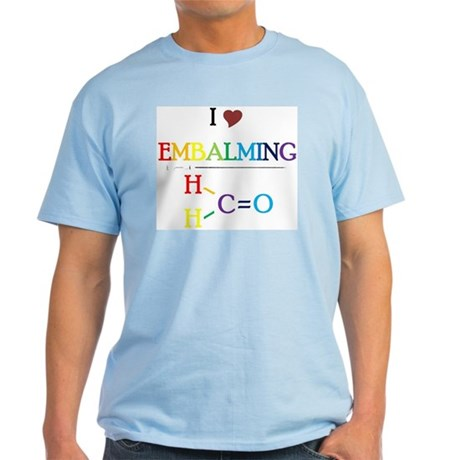 Embalming Light T-Shirt