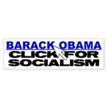 Click Bumper Sticker