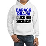 Click Hooded Sweatshirt
