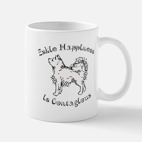 Eskie Happiness Mug