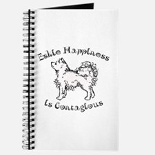 Eskie Happiness Journal