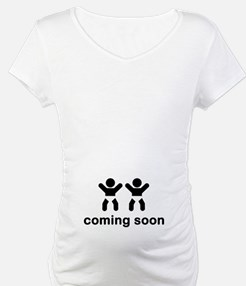 Coming Soon Twins Shirt