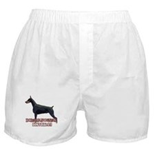 Doberman Owners Don't Dial 91 Boxer Shorts