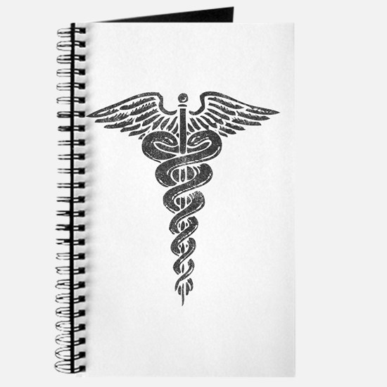 Vintage Caduceus Journal