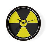 Fallout Wall Clocks