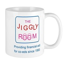 The Jiggly Room Mug