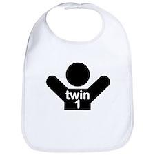 Twin 1 Bib