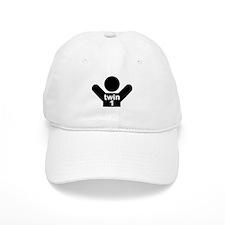 Twin 1 Baseball Cap