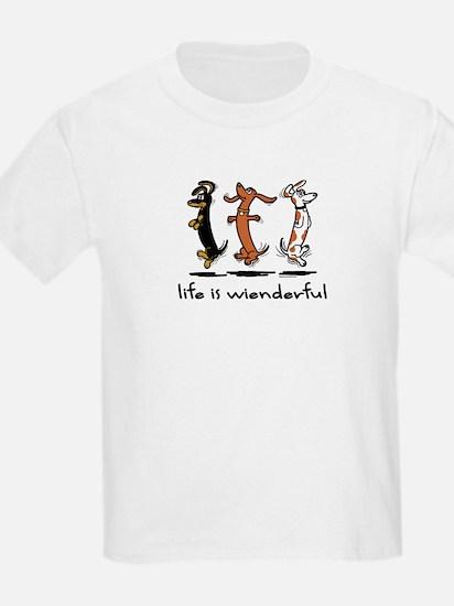 Life Is Wienderful T-Shirt