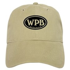 WPB West Palm Beach Oval Baseball Cap