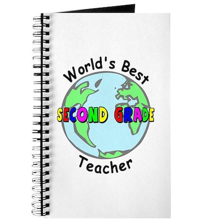 Second Grade Teacher Journal