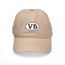 VB Vero Beach Oval Baseball Cap