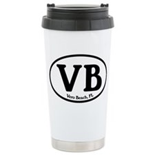 VB Vero Beach Oval Travel Mug