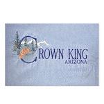 Crown King Postcards (Package of 8)
