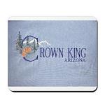 Crown King Mousepad