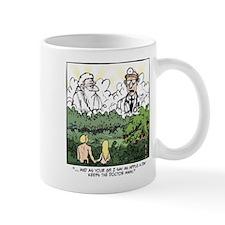God vs. MD Mug