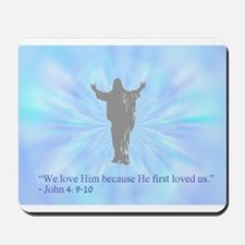 John 4:9-10 Mousepad
