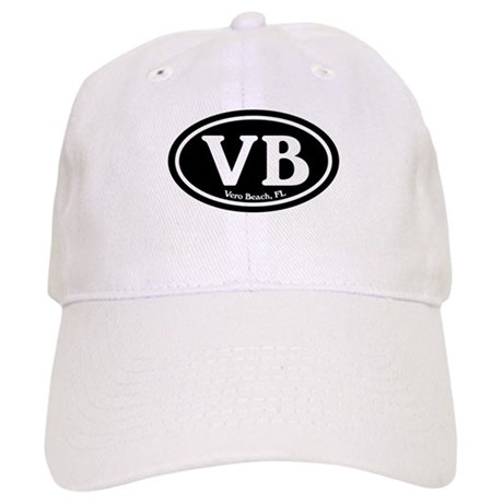 VB Vero Beach Oval Cap