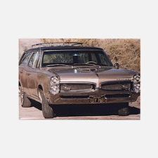 1967 Pontiac Tempest Rectangle Magnet