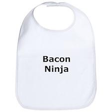 Bacon Ninja Bib