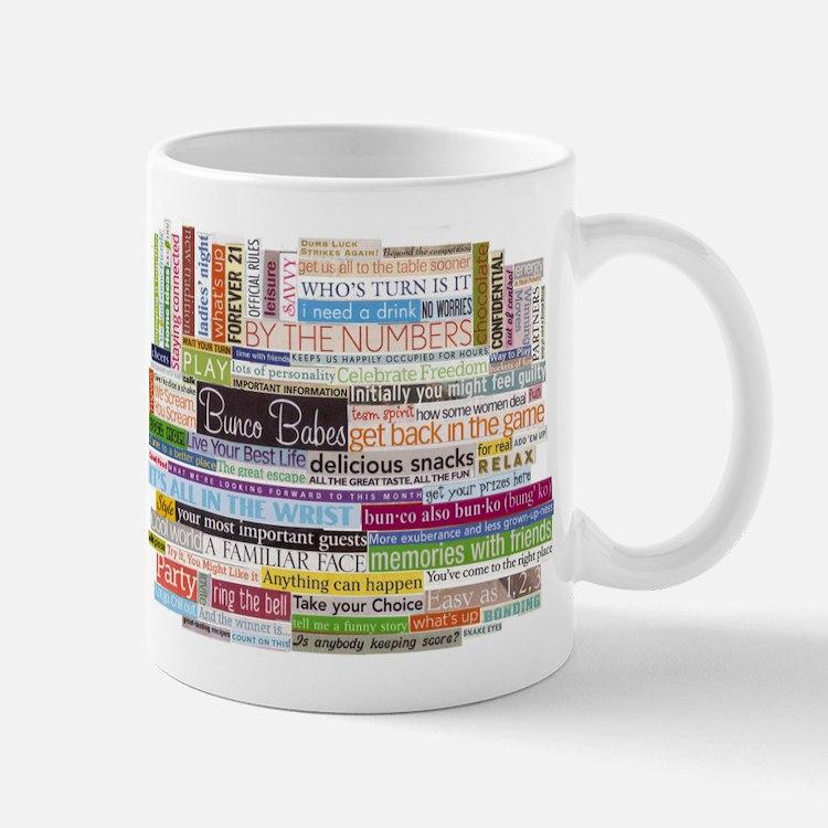 Bunco Mug