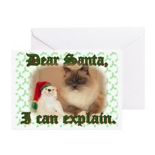 Dear Santa Greeting Cards (Pk of 10)