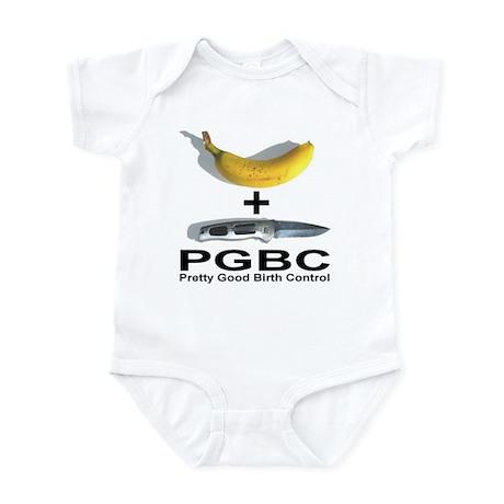 Pretty Good Birth Control Infant Bodysuit