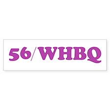 WHBQ Memphis 1975 - Bumper Bumper Sticker