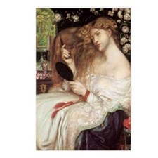 Lady Lilith by Dante Rossetti Postcards (Package o