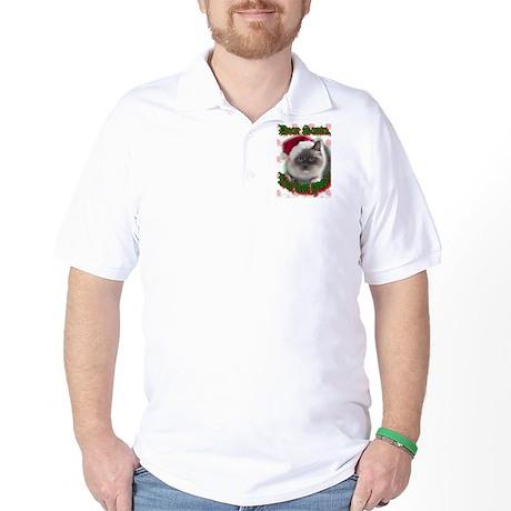 Dear Santa Golf Shirt