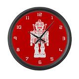 Robot Giant Clocks