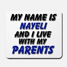 my name is nayeli and I live with my parents Mouse