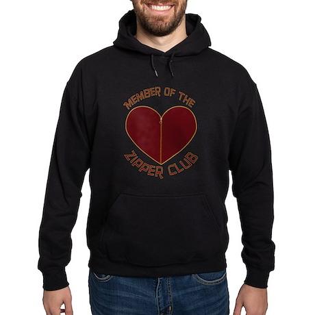 Zipper Club Hoodie (dark)