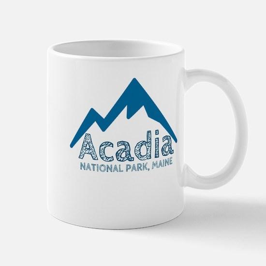 Acadia Mugs
