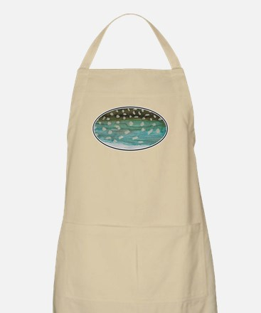 Fishing for Char Apron