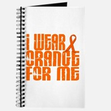 I Wear Orange For Me 16 Journal