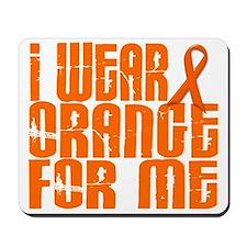 I Wear Orange For Me 16 Mousepad