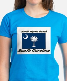North Myrtle Beach South Carolina Tee