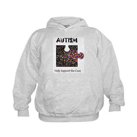 """""""Atuism Help Support the Cure Kids Hoodie"""