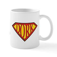 Super Dork Coffee Small Mug