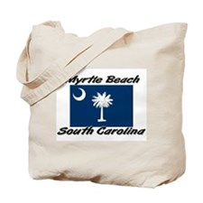Myrtle Beach South Carolina Tote Bag