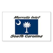 Murrells Inlet South Carolina Rectangle Decal