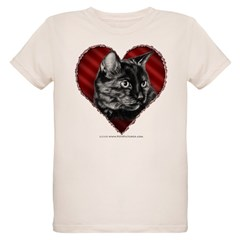 Kitty Heart T-Shirt