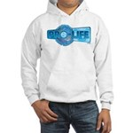 Pro-Life more smiles! Hooded Sweatshirt