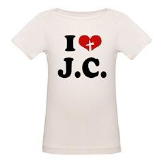 I heart J.C. Tee