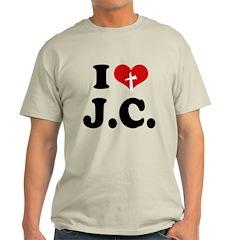 I heart J.C. T-Shirt