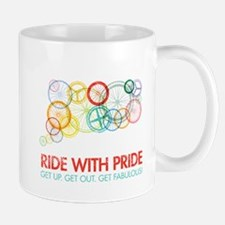 Connecticut Ride With Pride Mug