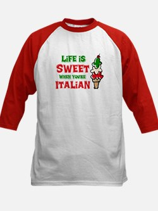 Life's Sweet Italian Tee