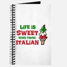 Life's Sweet Italian Journal